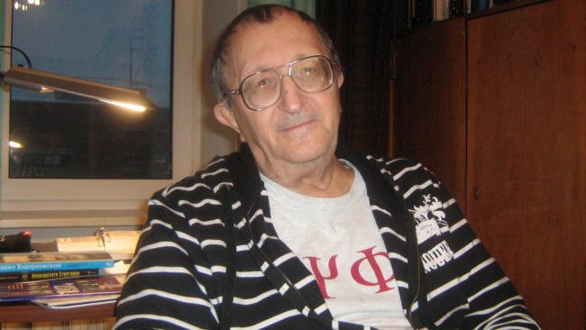 В память писателя Бориса  Стругацкого установят мемориальную доску