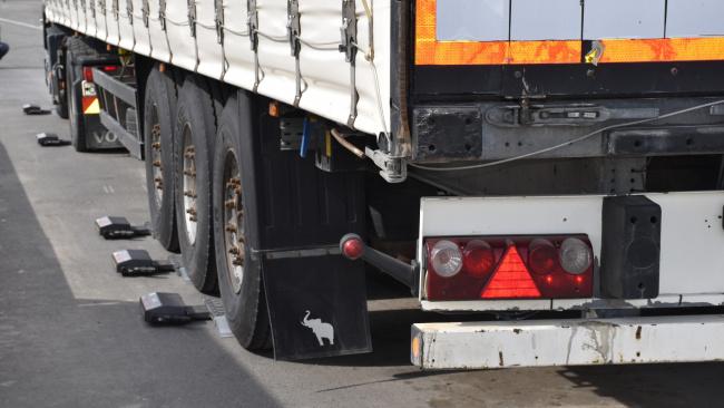 Депутаты РФ приняли закон, регулирующий весогабаритный контроль транспорта