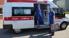 В Красносельском районе введена станция скорой помощи
