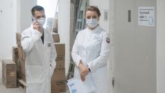 В России за сутки коронавирусом заболело 5509 человек