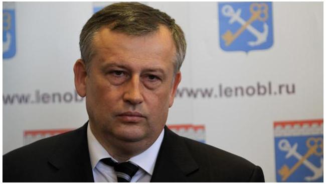 Сегодня состоится инаугурация губернатора Ленобласти Дрозденко