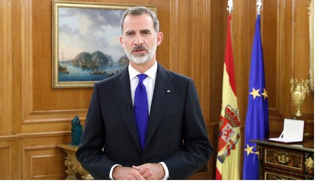 Король Испании ушел на 10-дневный карантин