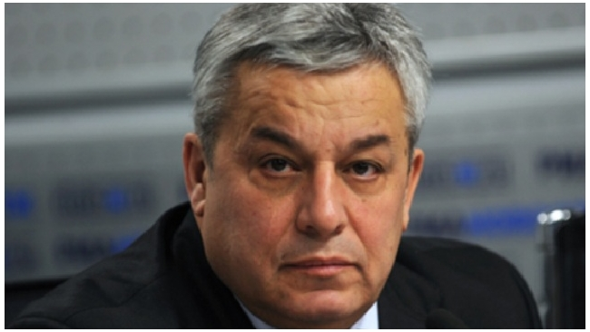 Вице-губернатор Петербурга Кичеджи готов стать главой РФС