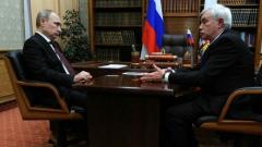 Полтавченко сообщил Путину о росте доходов Петербурга на 8%