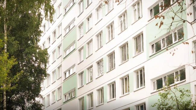 В России упали показатели строительства жилья