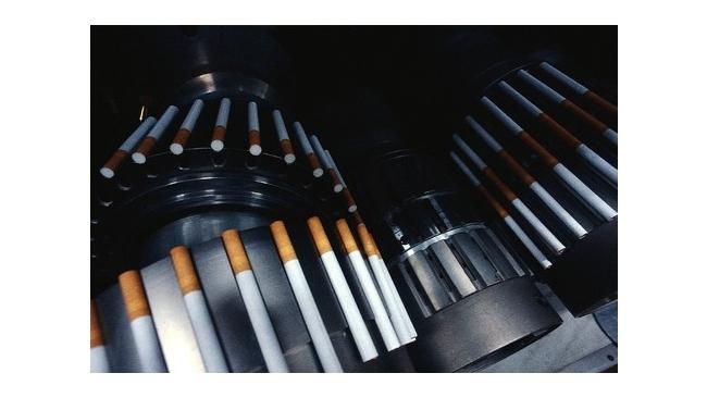 Производство сигарет в России упало на 5% за девять месяцев