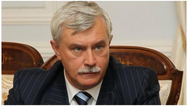 Полтавченко на 10% урезал зарплаты чиновникам Смольного