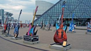 Новые имена в Зале славы рок