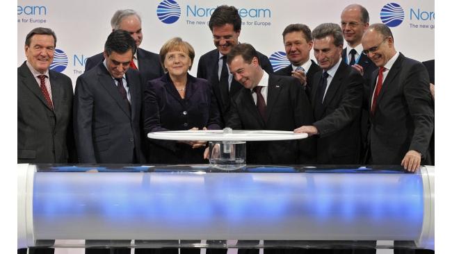 """""""Газпром"""" признал, что не мог поставлять необходимые объемы газа в Европу"""