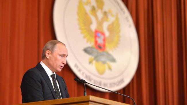 СМИ объяснили, что не так с законом о Росгвардии, который подписал Путин