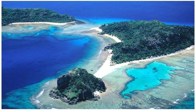 В Тихом океане готовят к продаже остров площадью 5 тыс. кв. км.