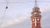 Сбербанк запустит старинные часы на Думской башне
