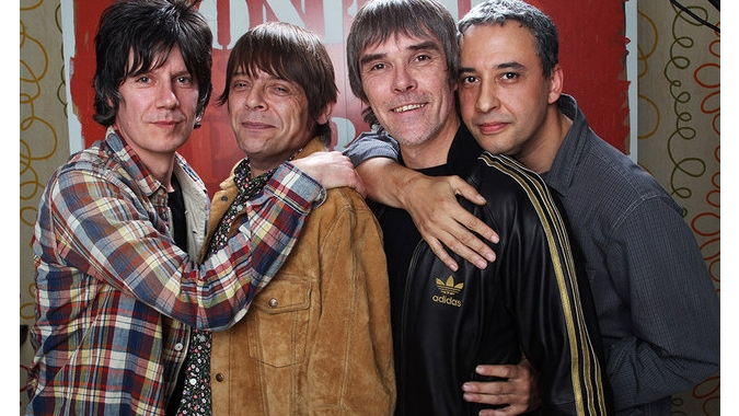 Stone Roses запишут новый альбом