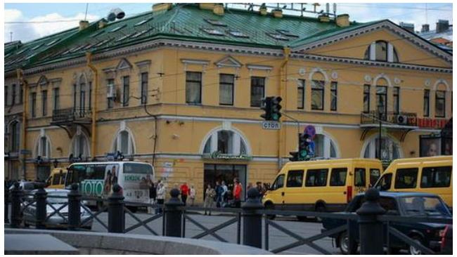 """""""БалтСтрой"""" проведет реконструкцию Сенной площади за 1,203 млрд рублей"""