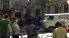 Собственник подвала дома №14 на Стремянной улице устроил незаконный ремонт