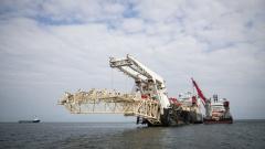 Bloomberg: санкции США против «Северного потока – 2» бесполезны