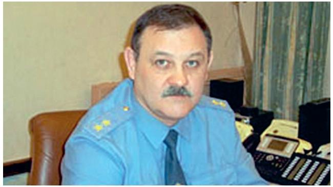 Начальник Следственного департамента МВД Кожокарь уходит в отставку