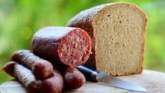 В России могут ввести налог на колбасу