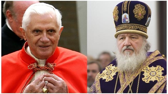 Ватикан предложил провести встречу Папы и Патриарха Кирилла в Финляндии