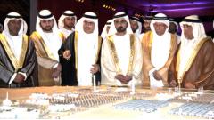 В ОАЭ построят парк солнечных батарей стоимостью $3,27 млрд
