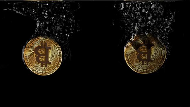 Криптовалюта испытывает падение стоимости