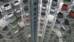 В январе в РФ ввезено около 10 тысяч новых легковых автомобилей
