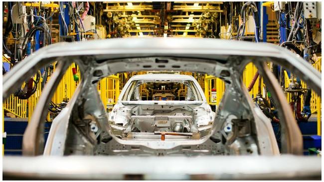 Петербургский завод General Motors запустил конвейер после двухнедельного простоя