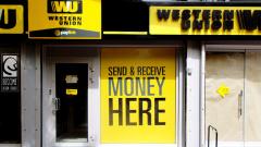 Платёжная система Western Union ввела ограничения на сумму переводов за границу