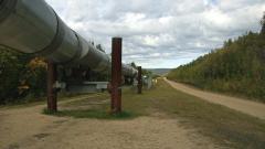 Газовые хранилища на Украине заполнены на 73%