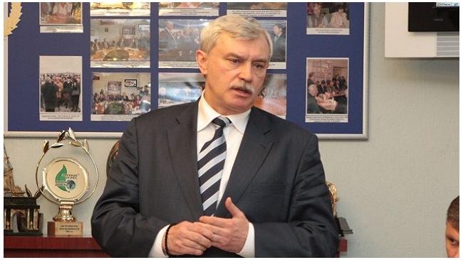 Полтавченко - обманутым дольщикам: прекращайте голодать, я вас не брошу