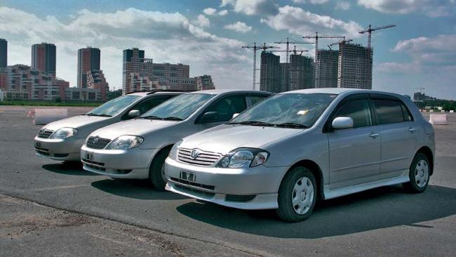 Представители Автостата составили топ-10 самых продаваемых праворульных автомобилей