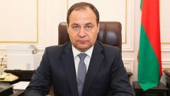 Премьер Белоруссии: конвейеры предприятий реального сектора не остановлены