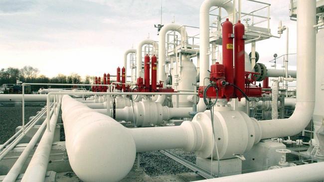 """Газпром за год нарастил в 2,2 раза загрузку """"Турецкого потока"""""""