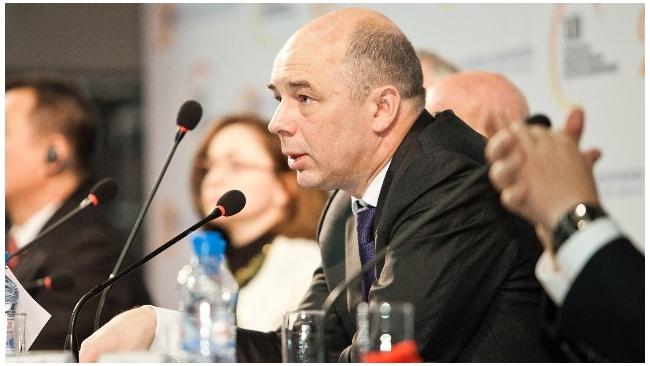 Минфин РФ: годовые доходы бюджета превысят показатели докризисного 2008 года на 2,6%