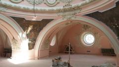 Специалисты завершают реставрацию церкви Захарии и Елизаветы Смольного монастыря