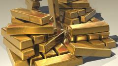 Минфин: Россия в январе-ноябре сократила производство золота на 6,8%