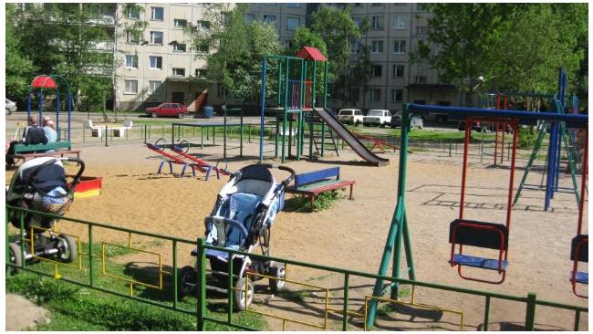 Защитнице детской площадки на Науки,44 не придется платить застройщику 2,3 млн рублей
