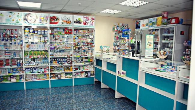 Продажи лекарственных препаратов сократились на 4,7%