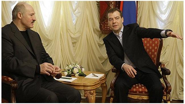 Александр Лукашенко предложил ввести в Белоруссии и России новую валюту
