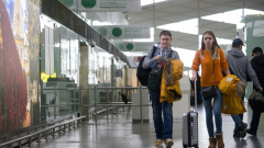 Пулково в январе на 8% увеличило пассажиропоток