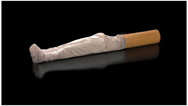 Новое заявление Онищенко: теперь война объявлена табаку