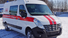 Сорок пять автомобилей пополнят парк скорой помощи Петербурга