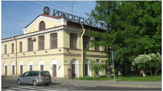 Завод сортового проката начнут строить в Колпино в 2015 году