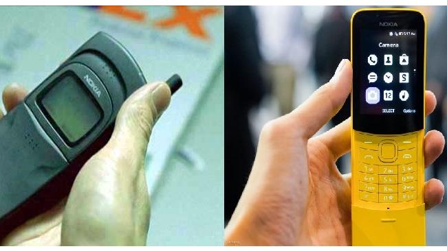 """В России продолжились продажи легендарного Nokia 8810 """"избранного"""""""