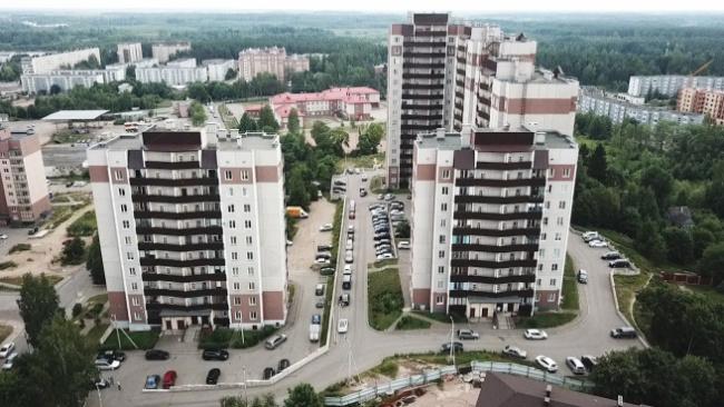 В 2019 году в Петербурге построят 3,7 млн кв. м жилья