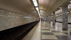 В московское метро вернется видеореклама