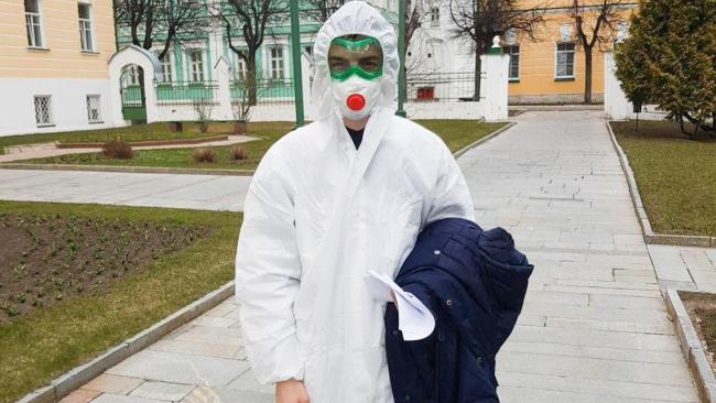 В Московской духовной академии коронавирусом заболело 52 человека