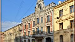 Реставрацию здания РГИСИ продолжают в Северной столице