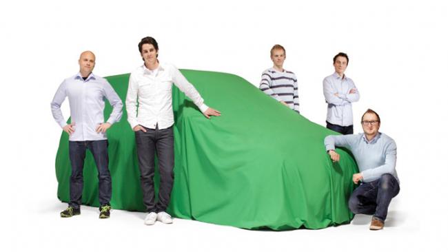 В Женеве представят деревянный автомобиль