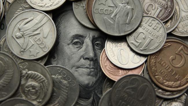 Профицит торгового баланса России вырос на 63%